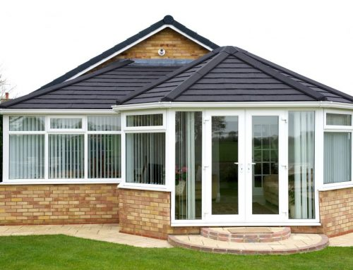 New Conservatory – North Leeds